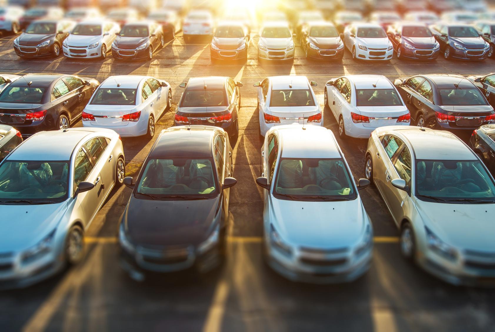 TOP 50 najpopularniejsze modele sprzedaży nowych samochodów w Polsce w latach 2016 i 2017.