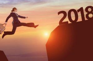 Światowe trendy biznesowe na 2018 rok.