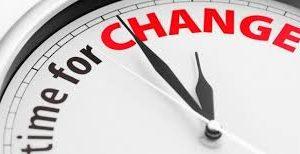 Jedyna stała w biznesie i życiu to zmiana.